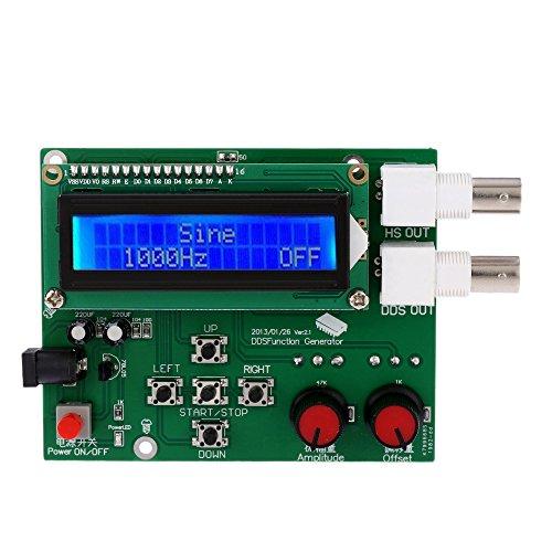 KKmoon 1Hz-65534Hz LCD DDS Función Generador Señal