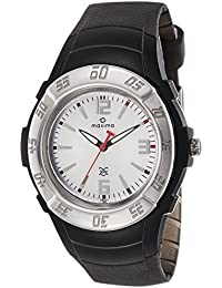 Maxima Analog Black Dial Men's Watch - 44121PPGW