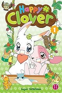 vignette de 'Happy clover n° 1<br /> Happy Clover, 1 (Sayuri Tatsuyama)'