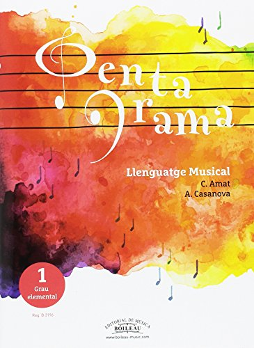 Pentagrama I Llenguatge Musical Elemental