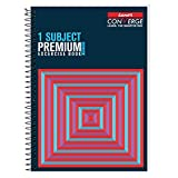 Luxor 1 Subject Spiral Premium Exercise Notebook, Single Ruled - (21cm x 29.7cm)