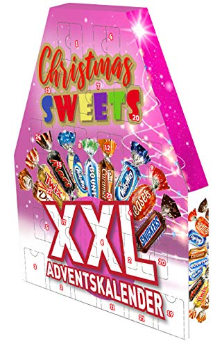 Mars Adventskalender Celebration XXL