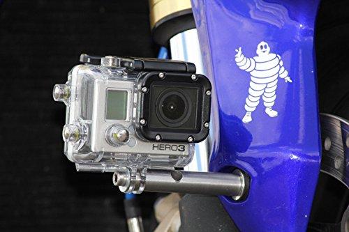 Preisvergleich Produktbild Motorrad Halterung für Actioncams