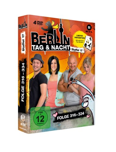 Vol. 17: Folgen 316-334 (Fan Edition) (4 DVDs)
