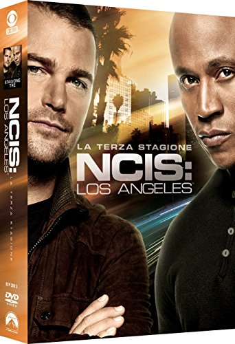 Ncis: Los Angeles: La Terza Stagione (6 Dvd)