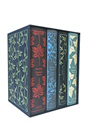 The Brontë Sisters (Boxed Set): Jane Eyre, Wuthering Heights, The Tenant of Wildfell Hall, Villette (Penguin Clothbound Classics)