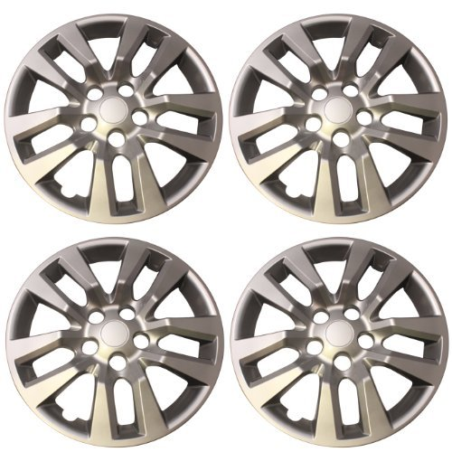 new-set-of-16-inch-silver-2013-2014-nissan-altima-screw-on-hub-cap-wheel-covers-472-16s-by-iwc