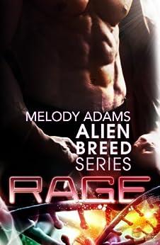 Rage (Alien Breed Series 1) von [Adams, Melody]
