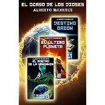 Pack EL OCASO DE LOS DIOSES