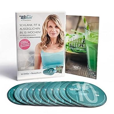 mach dich leicht - Schlank, fit & ausgeglichen in 10 Wochen