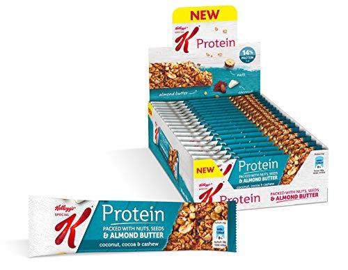 Kellogg Special K Protein Bar Coconut 18 Riegel im Karton (18 x 35 g), 630 g
