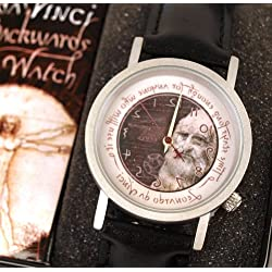The Da Vinci Watch - The Wristwatch For Codebreakers, Renaissance Men And Art Lovers.
