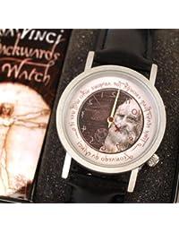 El reloj de Da Vinci - el reloj para descifradores, hombres del renacimiento y amantes del arte.