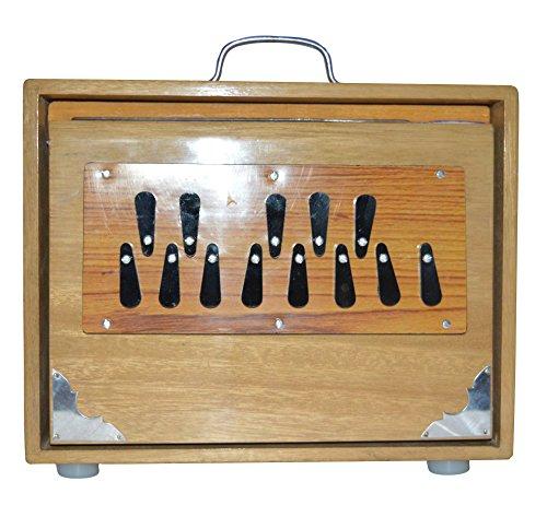 New Shruti Box Surpeti aus Teak Holz Sruti Karton mit gratis Tasche & Schneller Versand