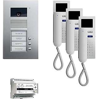 TCS PVU1630-0010 pre:Pack Video 3Tasten AVU+IVH3222 UP 24 V