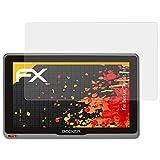 atFoliX Schutzfolie für Becker Transit.7sl Displayschutzfolie - 3 x FX-Antireflex blendfreie Folie