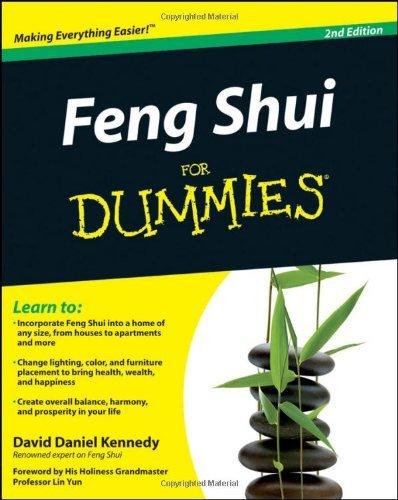 Feng Shui For Dummies by Grandmaster Lin Yun (Foreword), David Daniel Kennedy (3-Dec-2010) Paperback