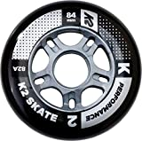 K2 Performance Wheel 8-Pack/Ilq 7 Inline Skates Rollen