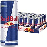 Red Bull Energy Drink, 24er Pack (24 x 250 ml) -