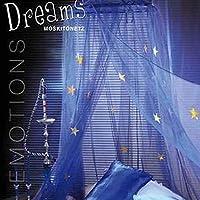 ledyoung mosquito nets mit lichter bett baldachin netz fr baby outdoor urlaub reisen - Prinzessin Bett Baldachin Mit Lichtern