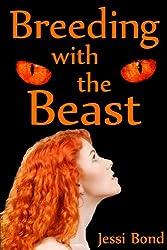 Breeding with the Beast (M/F Monster Breeding Erotica) (English Edition)