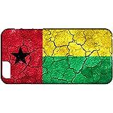 Funda Carcasa para iPhone 6 Bandera GUINEA BISSAU 03