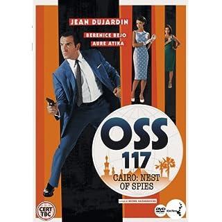 OSS 117 - Cairo Nest Of Spies [2007] [DVD] by Aure Atika