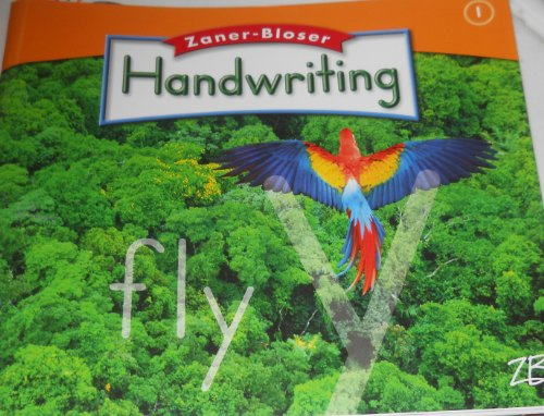 zaner-bloser-handwriting-grade-1