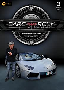 Cars that Rock with Brian Johnson Series 1 (3 Disc Set)