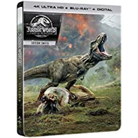 Jurassic World: Fallen Kingdom 4K Ultra HD