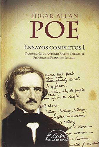 Ensayos completos I (Voces / Ensayo) por Edgar Allan Poe