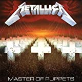 Master of Puppets (Remastered 180g Vinyl) [Vinyl LP] - Metallica