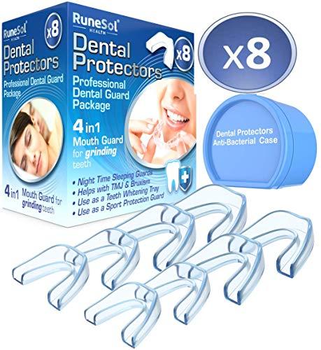 Runesol Ferula dental bruxismo 8| 100% libre BPA |