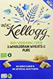 W.K Kellogg Bio Wholegrain Wheats Pure, 450 g