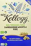 W.K Kellogg Bio Wholegrain Wheats Pure, 450 g