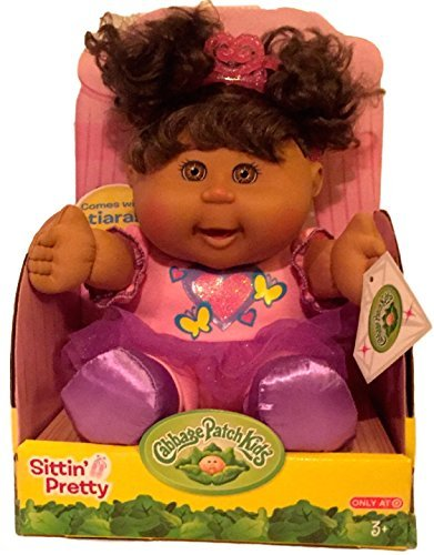 cabbage-patch-sittin-pretty-ethnic-doll-with-tiara-brown-hair-brown-eyes-by-cabbage-patch-kids
