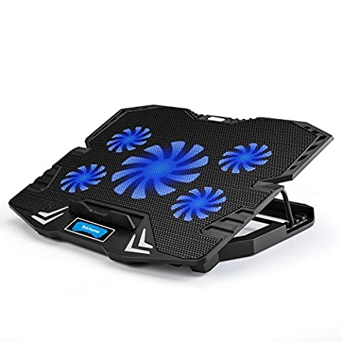 TekHome Laptop Pad, Meilleur jeu Refroidisseur pour