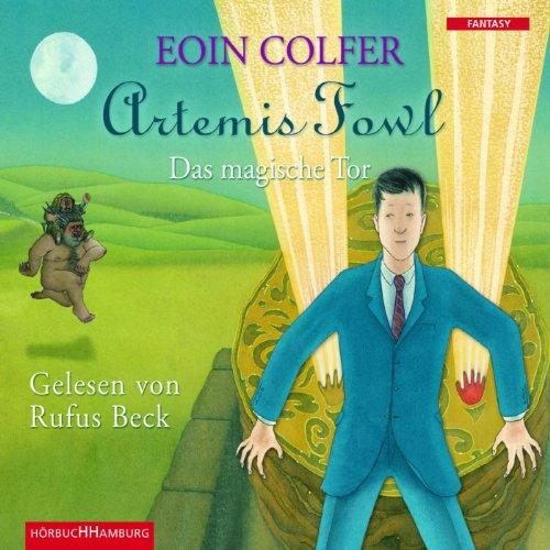 Buchseite und Rezensionen zu 'Das magische Tor (Artemis Fowl 8)' von Eoin Colfer