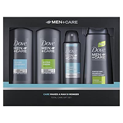 Dove Men Plus Total Care Gift Set