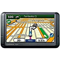 Garmin Nuvi 265W Widescreen Satellite Navigation System with Full EU Mapping and Bluetooth