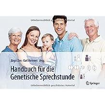 Handbuch für die Genetische Sprechstunde