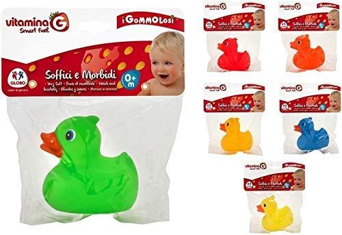 Globo Toys 35965Vitamina G GOMMOLOSI Duck in Tasche 6 - Hubschrauber Nerf