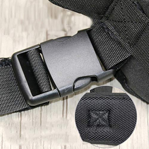 510YzH6yFXL - YxnGu Cinta de Transferencia - Dispositivo de arnés del cinturón de la Marcha de la grúa de Asistencia móvil para bariátrica, pediátrica, Ancianos, Terapia Ocupacional y física