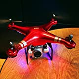 Model Toy RC Quadcopter 1080P Wide Angle Lens 270 Degree Rotating HD Camera Drone FPV Gift Helicopter Toys Lanspo