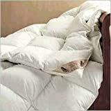 Viceroybedding Goose Feather Down Duvet/Quilt, 13.5 Tog King Bed Size - Contains 40%