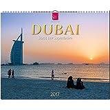 DUBAI - Stadt der Superlative - Original Stürtz-Kalender 2017 - Großformat-Kalender 60 x 48 cm