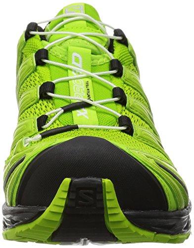 Em Sapatos Corrida Salomon Preto E 3d Pé Verde Sombra avó 44 Gr Trilha Pro Homem A Tamanho De Ímã Têxtil 6 Sintética Xa Corrida Tranquila Branco Preto aarqTwWv4x