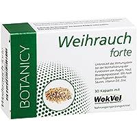 Weihrauch Forte mit patentiertem WokVel Boswellia serrata, hochdosiert, Ayurveda, gegen Entzündungen, für Augen... preisvergleich bei billige-tabletten.eu
