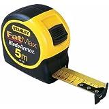 Stanley 0-33-720 - Flexómetro Fatmax  BladeArmor 5m x 32mm