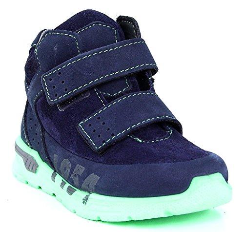 Ricosta Jungen Stiefel, Halbschuhe blau, 430697-5 blau